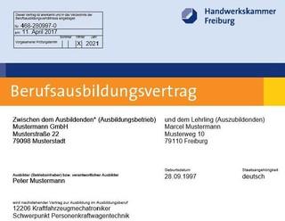 Für Betriebe Und Auszubildende Handwerkskammer Freiburg